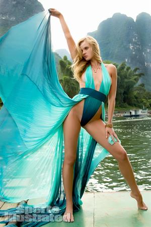 Sports Illustrated 2013 Swimsuit Edition (Anne V)