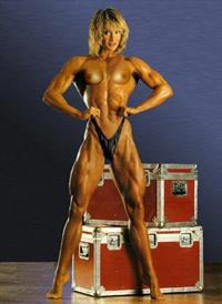 Cory Everson - breasts