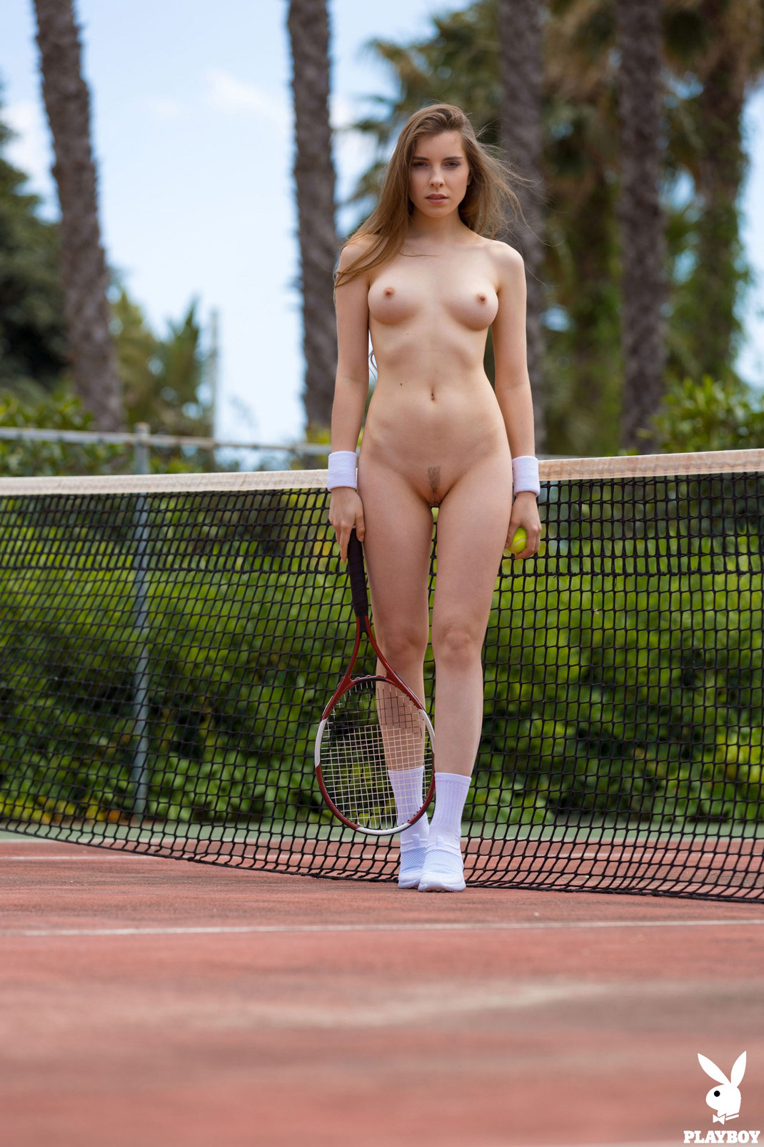 Photos naked players tennis playboy and