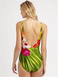 Jayne Moore in a bikini - ass