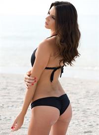 Emily Kugler in a bikini - ass