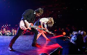 Taylor Swift In Concert at the Prudential Center in Newark, New Jersey on The RED Tour Mar. 27, 2013