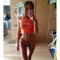 Sasha Markina taking a selfie