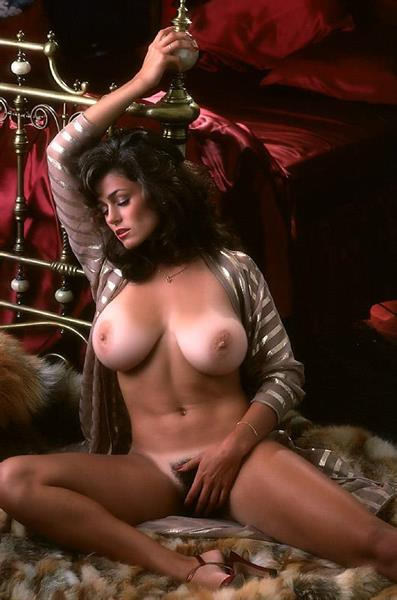 Karen Price - pussy and nipples