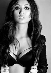 Brenda Song in lingerie