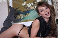 Capri Anderson in lingerie