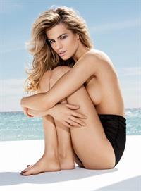 Elle Liberachi in a bikini