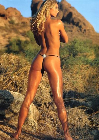 Stacy Keibler in lingerie - ass