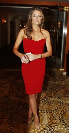 Stana Katic Consulate General of Canada luncheon to celebrate Canadian Oscar nominees