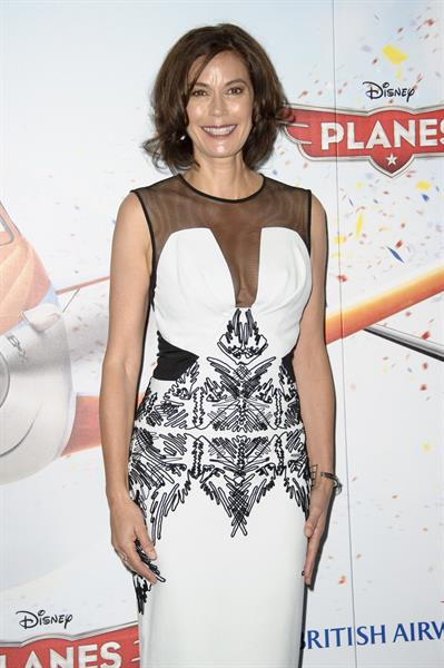 Teri Hatcher  Planes  Special Screening In London on July 14, 2013