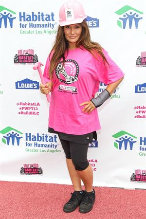 Tia Carrere 5th Annual Power Woman Power Tools Event in Culver City on June 15, 2013