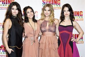 Vanessa Hudgens  Spring Breakers  Rome premiere 2/22/13