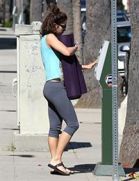 Vanessa Hudgens in Studio City 5/2/13