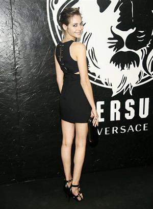 Willa Holland Versus Versace Launch, May 16, 2013