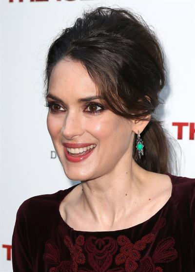 Winona Ryder  The Iceman  Screening at Arclight Cinemas in Hollywood - April 22, 2013