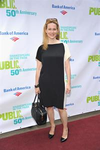 Laura Linney - Public Theater 50th Anniversary Gala in NYC June 18, 2012
