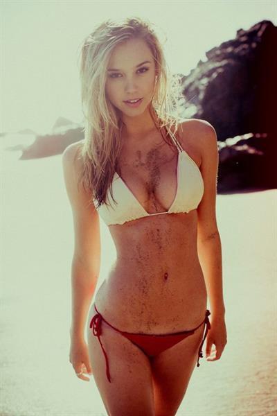 Alexis Ren in a bikini