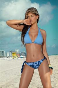 Jessica Cediel in a bikini