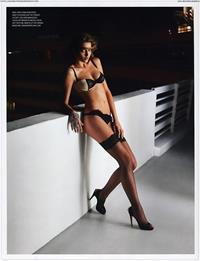 Ana Beatriz Barros in lingerie