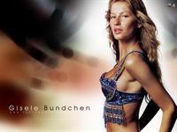 Gisele Bündchen in a bikini