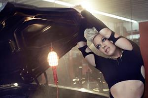 Pink James Dimmock Photoshoot, November 2012