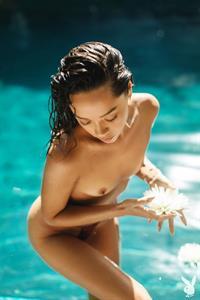 Danielle Alcaraz Wet Glam Girl