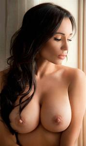 Eva Padlock nude boobs photo collection showing her topless big tits and naked ass from some of her hottest photoshoots.
