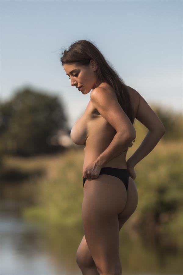 Estephania Ha - breasts
