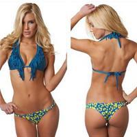Jessica Harbour in a bikini