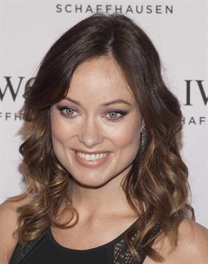 Olivia Wilde attends IWC And Tribeca Film Festival Celebrate  For The Love Of Cinema  in New York, Apr. 18, 2013