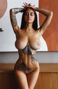Tanya Bahtina - breasts