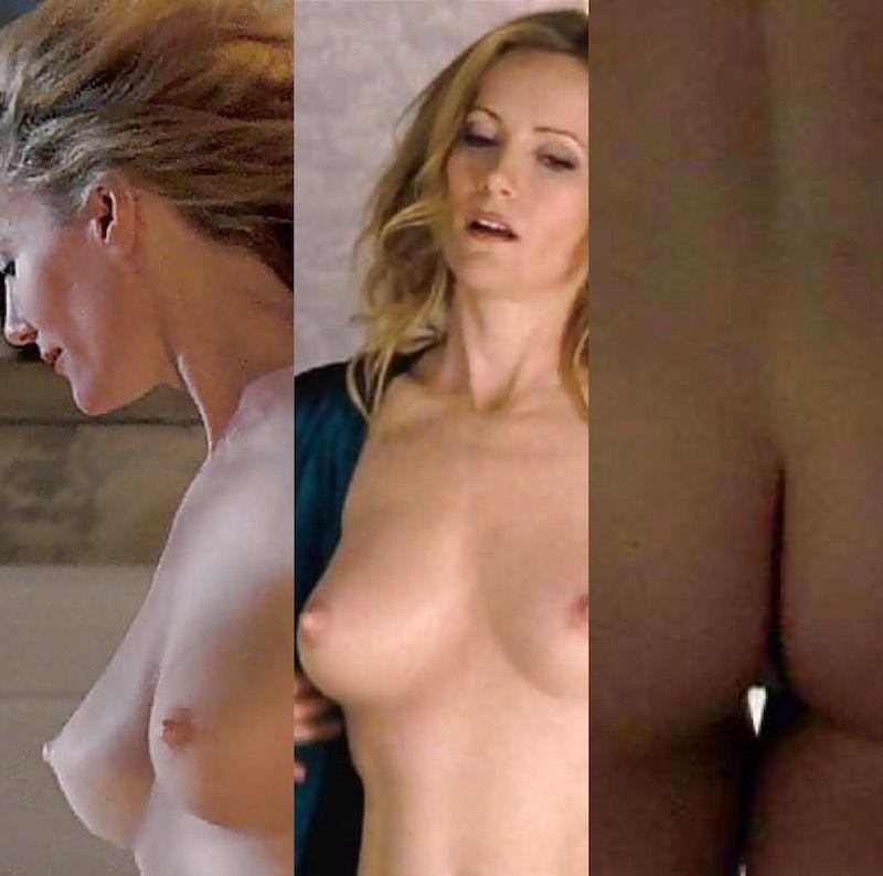 Mann boobs leslie Megan Fox