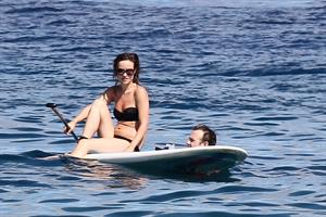 Olivia Wilde on the beach in Hawaii - May 27, 2013