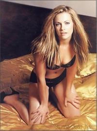 Melissa Joan Hart in lingerie