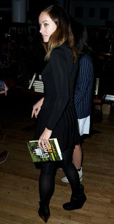 Olivia Wilde at the Launch of Kelly Oford's New Book in New York City - April 1, 2013