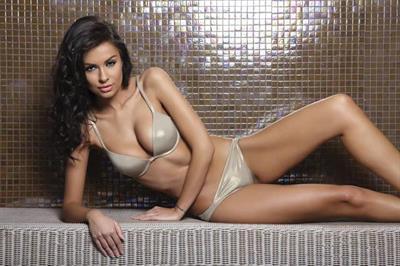 Natalia Siwiec in lingerie