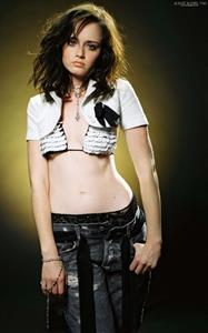 Alexis Bledel in a bikini