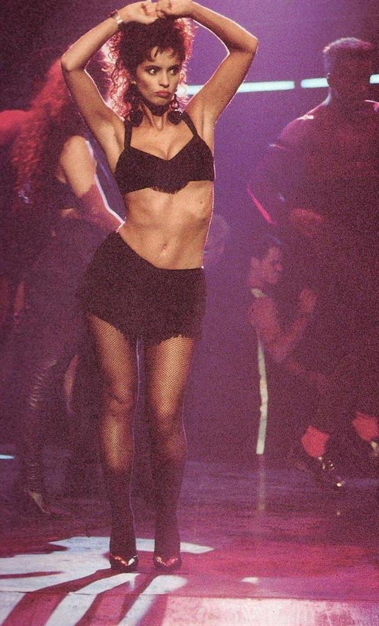 Sheena Easton in lingerie