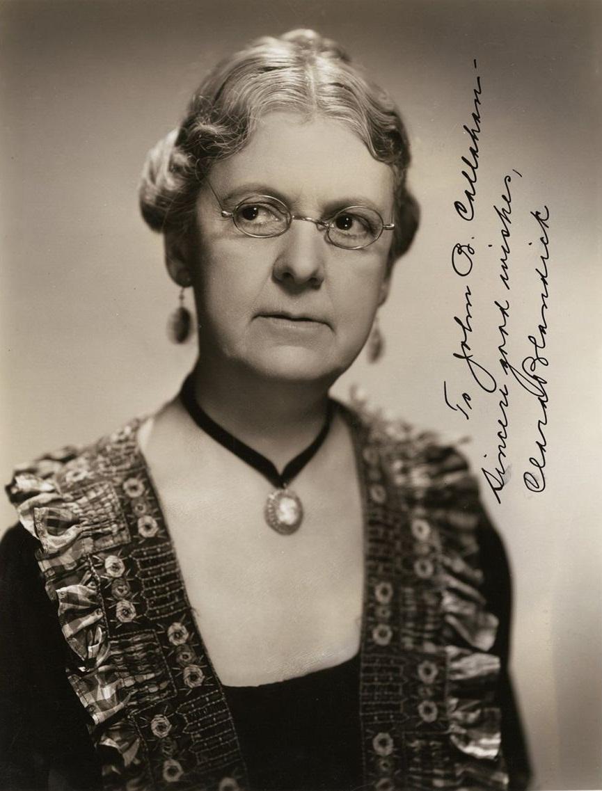 Clara Blandick