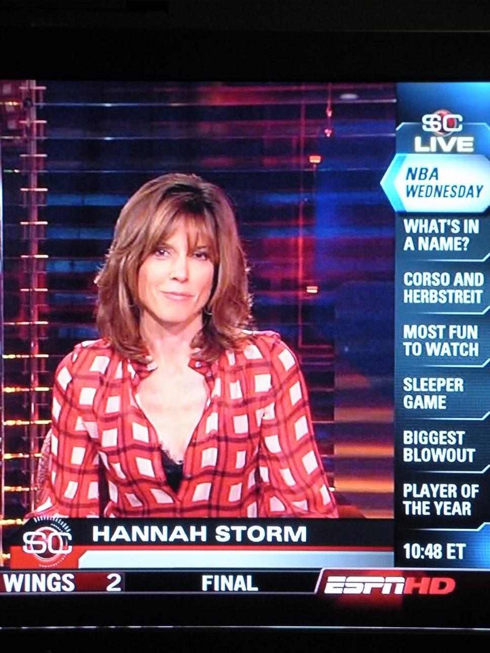 Hannah Storm