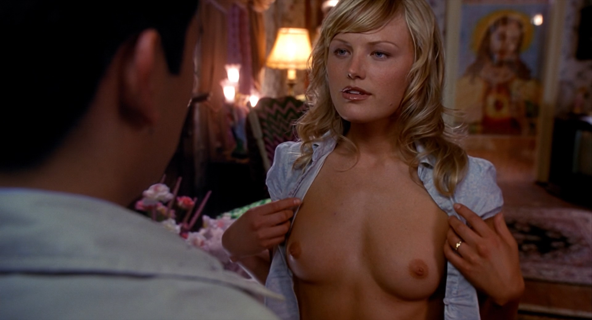 Malin Akerman - breasts