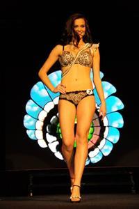 Aneta Barchankova in lingerie