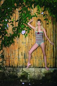 Chloe Bello in a bikini