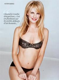 Kathryn Morris in lingerie